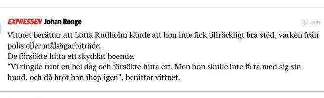 MBF inlämnat i Stockholm om att kommunen skapar tillräckligt antal kvinnojourer och mer långvariga skyddade boenden där husdjur är tillåtna